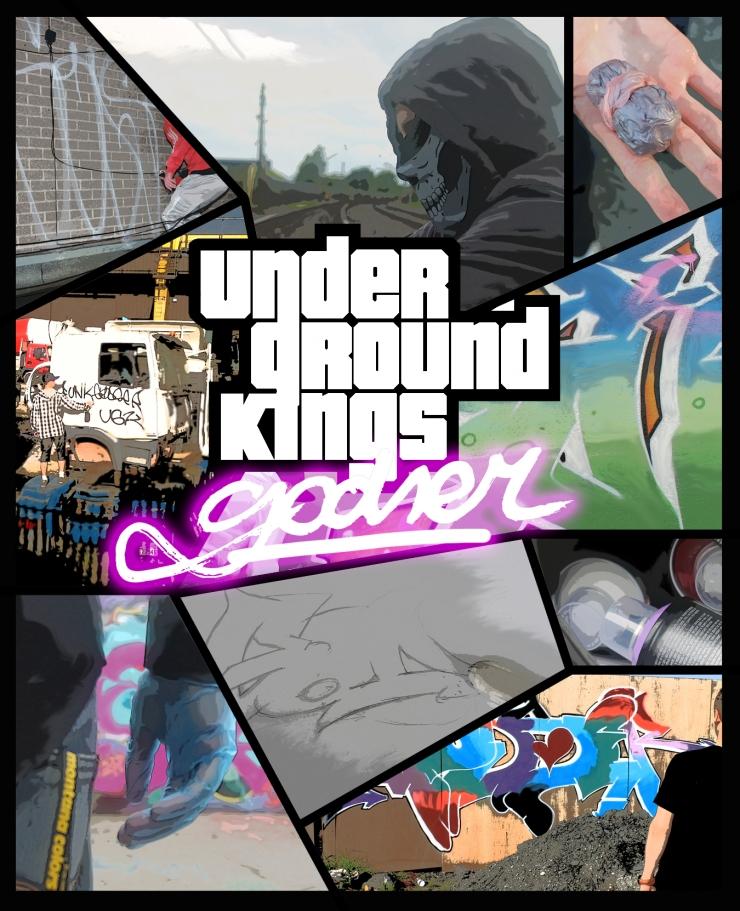 UNDER GROUND KINGS GODSER 2